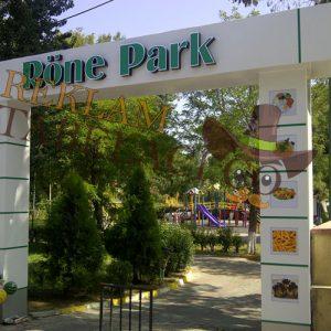 Röne Park Tabela