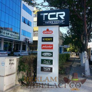 TCR Totem Tabela